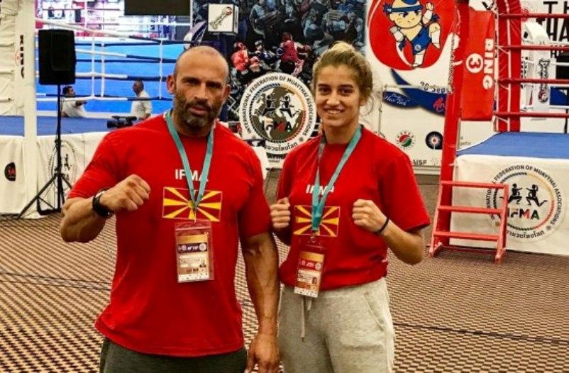 Миа Тодорова во финалето на Светскиот куп, бронзи за Леков и Ризов