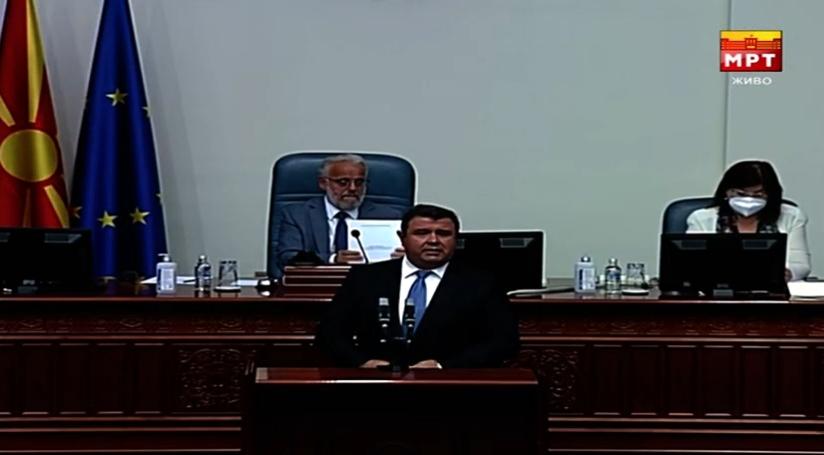 Мицевски: Ја повикувам Владата согласно Устав и Деловник да ја достави оставката на министерот и заменик министерот за здравство до Собранието