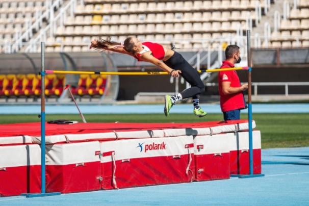 Атлетичарката Михаела Лазаровска урна 14 години стар рекорд