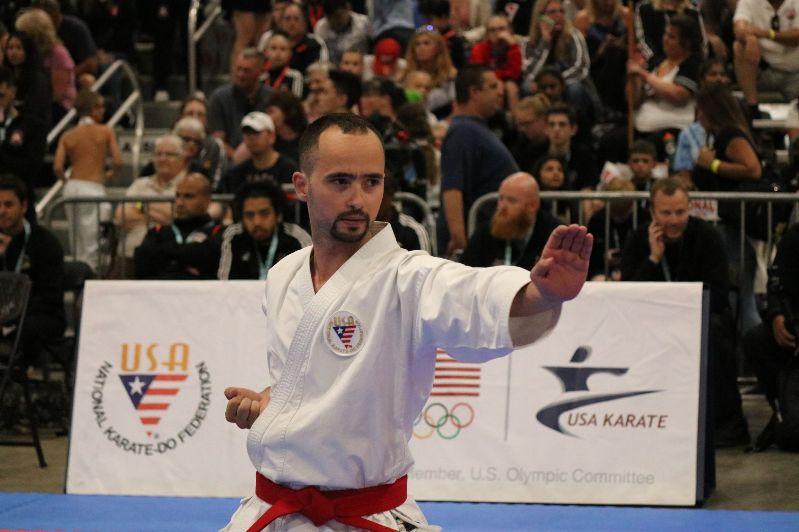 Златен и бронзен медал за Дејан Милошевски на Државниот шампионат на САД (ФОТО)