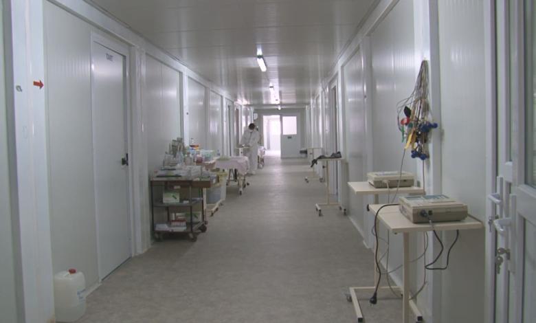 Прекината изградбата на три модуларни амбуланти во Скопје