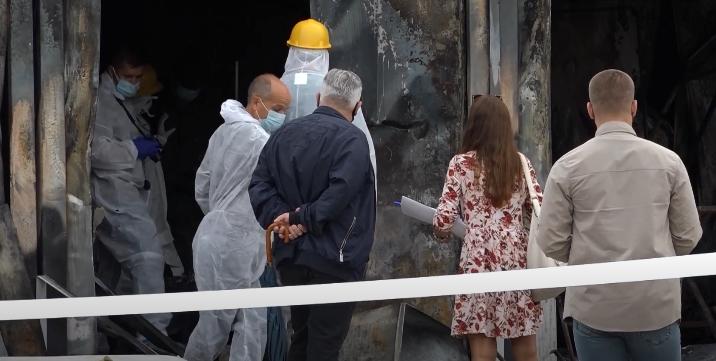 Пристигна тимот германски форензичари, што ќе ја истражи трагедијата во болницата во Тетово