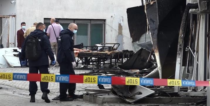 Две лица кои го преживеаја пожарот во Тетово сѐ уште се во болница