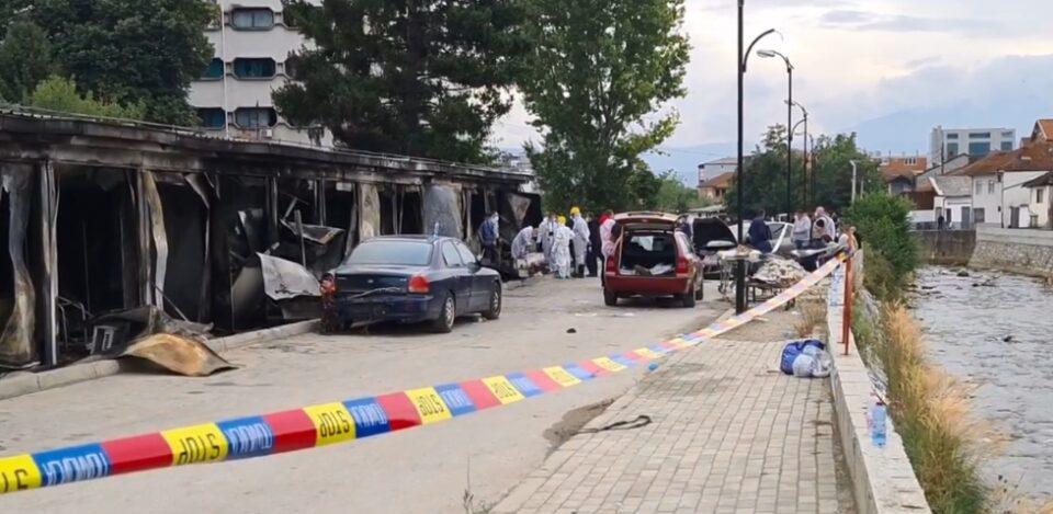 Пендаровски: До овој момент нема никаков индикатор дека пожарот е намерен