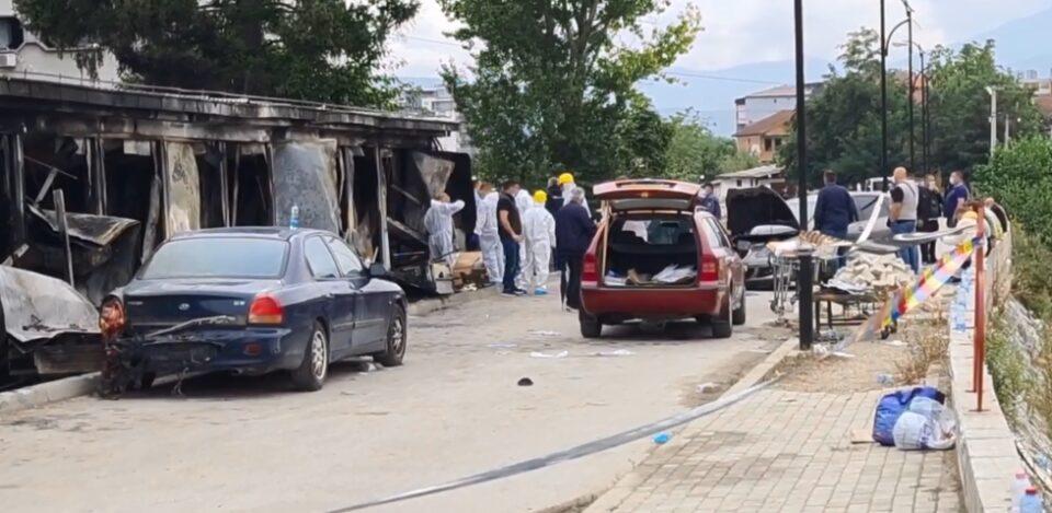 ВМРО-ДПМНЕ: СДСМ скандалозно одбива во Собрание да се дискутира за несреќата во Тетово, веројатно мислат дека ако забошотат граѓаните ќе заборават