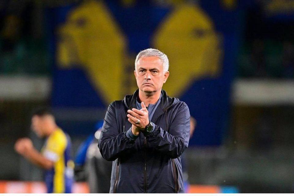 ВИДЕО: И Мурињо со аплауз, какво голчиште на играч на Верона за прв пораз на Рома