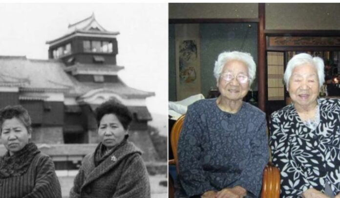 Најстарите близначки во светот – имаат 107 години и 351 ден