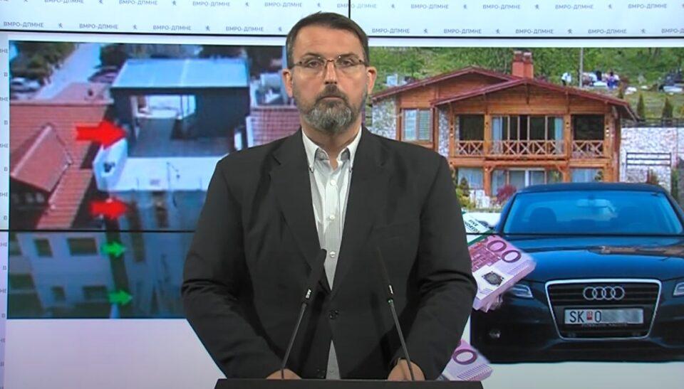 Стоилковски: Сите приходи на фирмата на Шилегов не му го покриваат луксузот