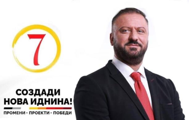 Поддршка од Лондон и Украина за Николчо Стојменовски
