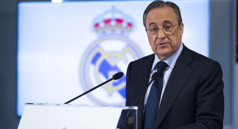 Перез вети дека Реал ќе потпише договор со Мбапе следната година