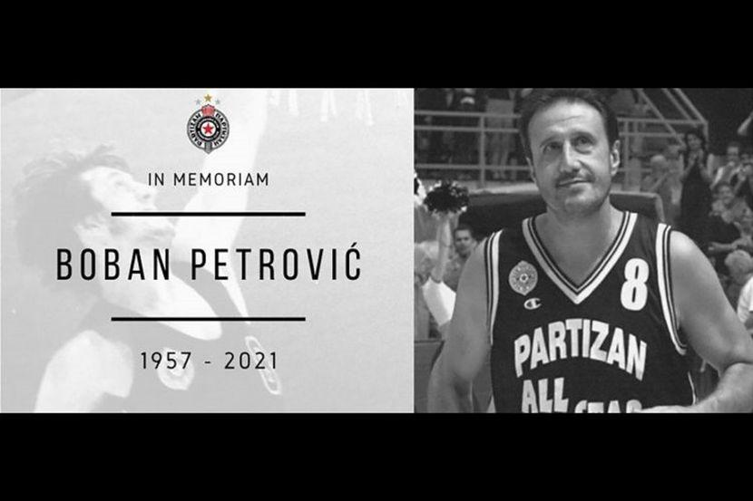 Почина легендарниот кошаркар на Партизан