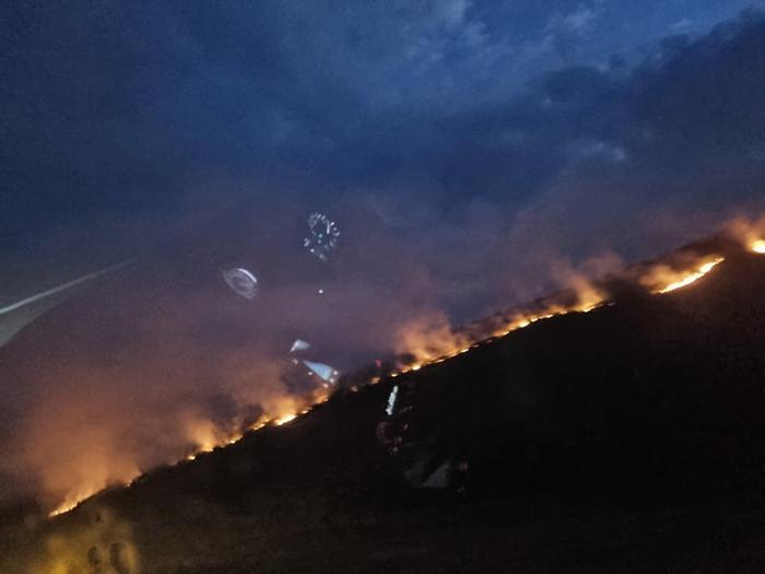 Ситуацијата со пожарот во Велес е АЛАРМАНТНА: Горат 200 хектари шума