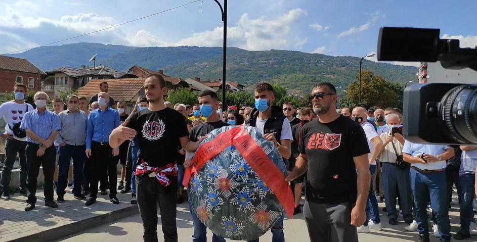 Учесник на маршот во Тетово: Последните години сите ние сме молчеле на лоши работи, се надевам народот ќе сфати дека мора да се направи нешто