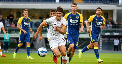Прв пораз на Рома под водство на Мурињо, Лацио до бод во финишот