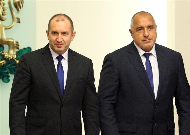Радев го повика Борисов да се кандидира за претседател на Бугарија