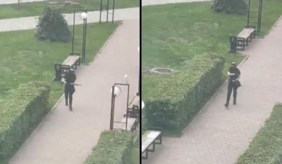 Монструмот бил тинејџер: Ова е убиецот на најмалку 8 лица во руски универзитет (ВИДЕО)