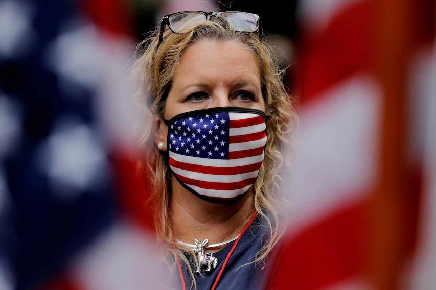Двојно се зголемуваат казните за неносење маска во САД