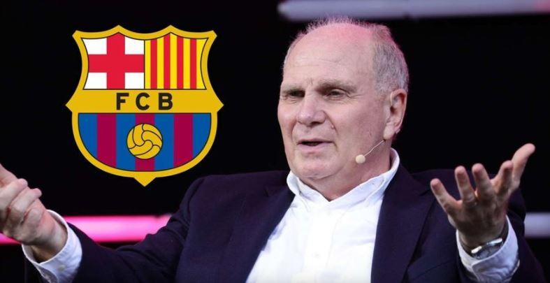 """""""Барселона е """"шворц"""", во Германија одамна би била пред стечаен судија"""""""