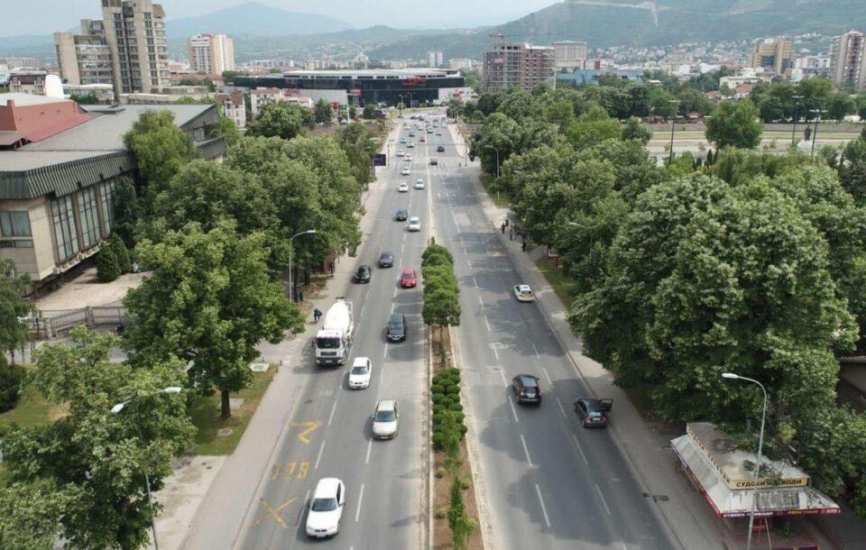 ДЕН БЕЗ АВТОМОБИЛИ – денеска овие булевари во Скопје ќе бидат затворени речиси во текот на целиот ден