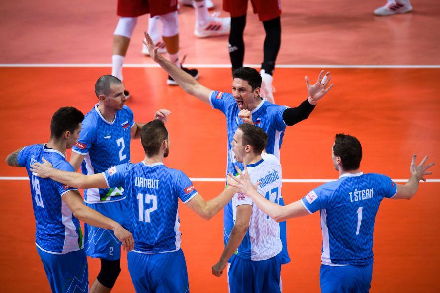 Италија и Словенија ќе играат во финалето на ЕП во одбојка