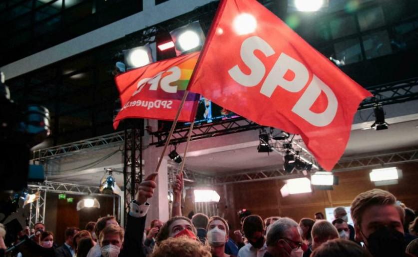 Излезни анкети: ЦДУ/ЦСУ и СПД освоија по околу 25 проценти од гласовите на изборите во Германија