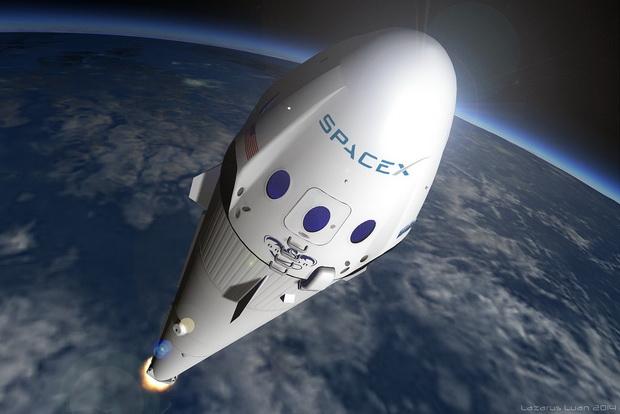 """Првиот вселенски туристички лет на """"Спејс-Икс"""""""