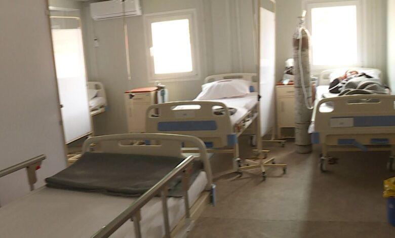 Во петок се затвора модуларната болница во Гостивар