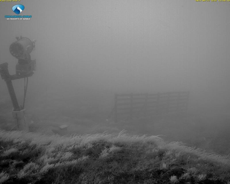 ПРИСТИГНА ПРВИОТ СНЕГ ВО СОСЕДСТВОТО: Во омилениот ски центар на Македонците во овој момент врне снег без престан (ФОТО)