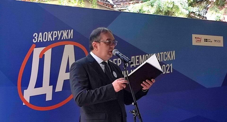 Политичките партии се потпишаа за фер и демократски избори