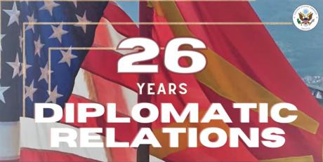 26 години дипломатски односи САД и Македонија