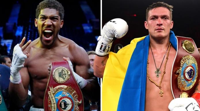 Боксерски спектакл во сабота: Џошуа против Усик