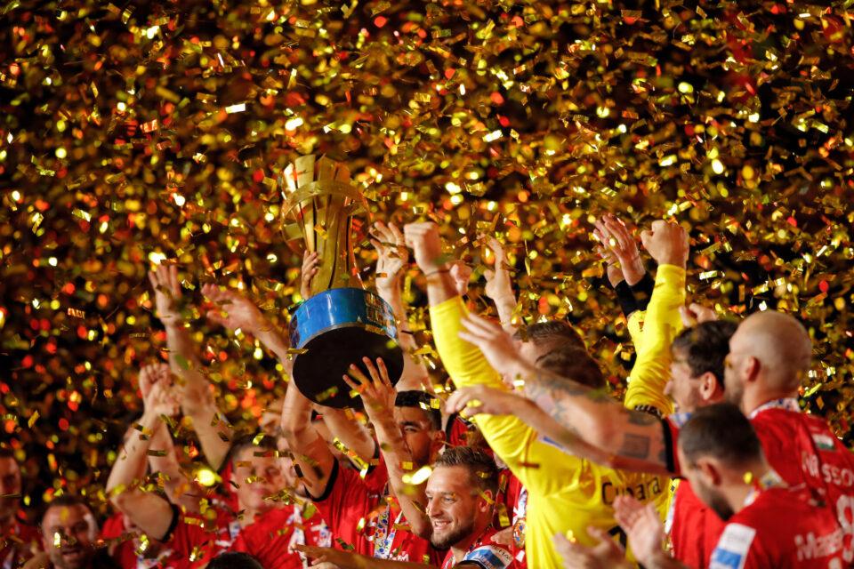 Четврта титула во СЕХА лигата за Веспрем
