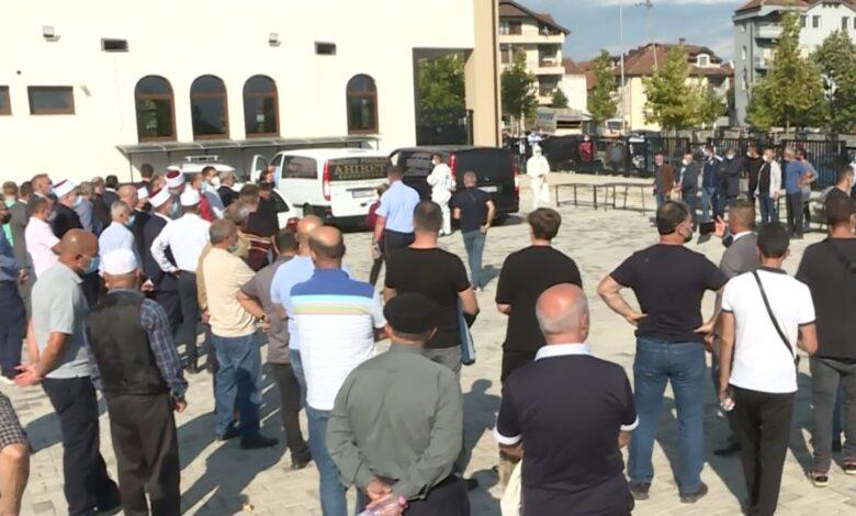 Денеска беа погребани починатите од пожарот во тетовската болница
