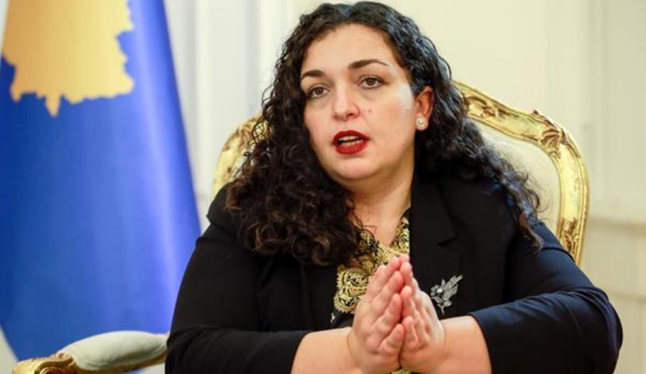 Косовската претседателка од утре во официјална посета на Германија