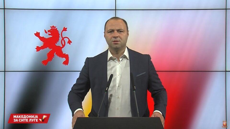 Мисајловски: Одбивањето на оставки од Владата за трагичниот случај во Тетово значи дека немаат морал и дека не чуствуваат одговорност, оставки мора да има за објективна истрага