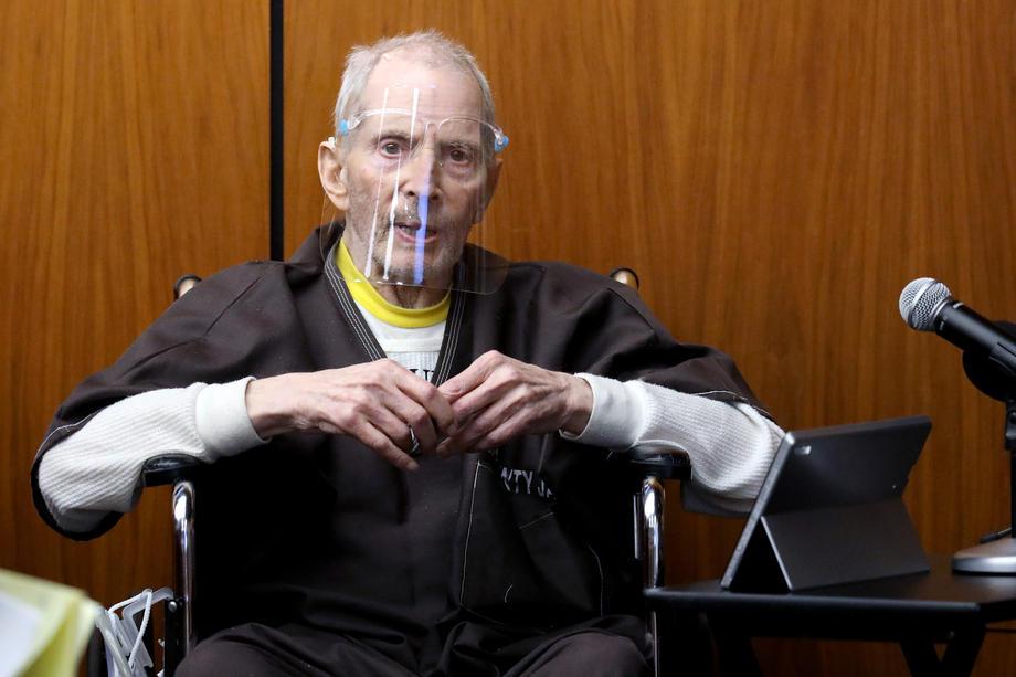 Американски милионер осуден за убиство, му се заканува доживотна казна затвор