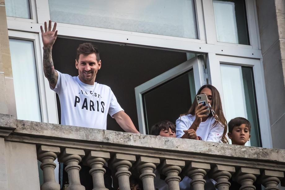 Меси конечно пронајде дом во Париз: Нема да живее во замок и ќе плаќа кирија од 20.000 евра месечно