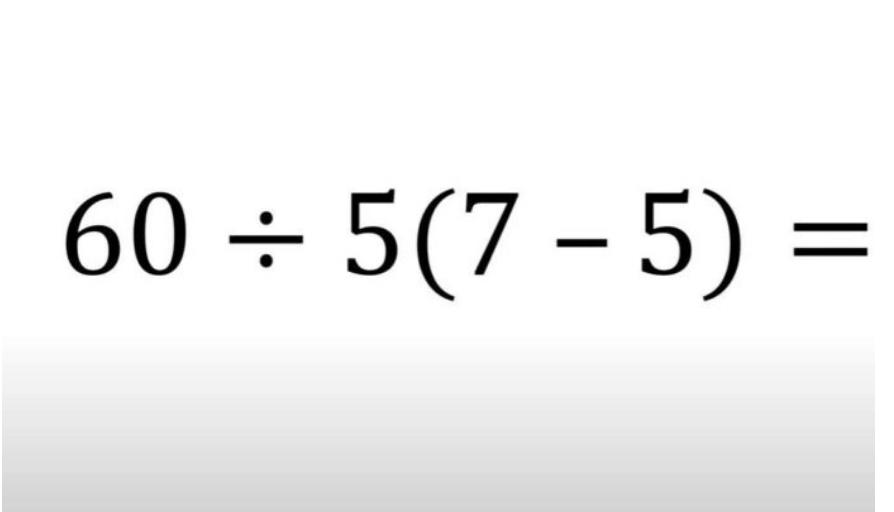 """Една задача, две решенија: Математички проблем кој """"ги запали"""" социјалните мрежи"""