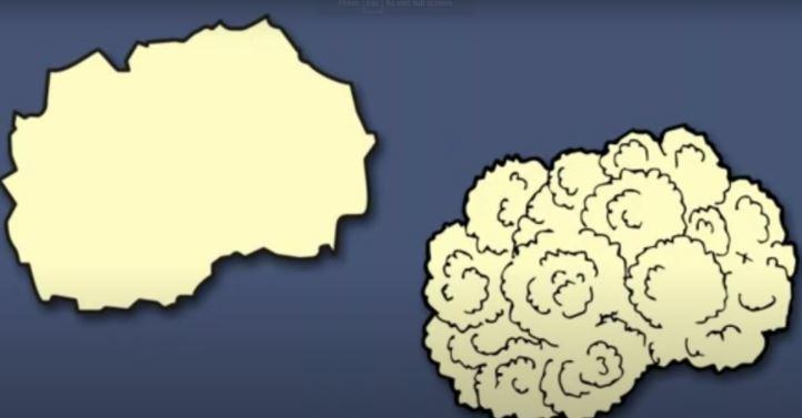 Јутјубер покажува на што го потсетува секоја земја во Европа: Еве што кажа за Македонија