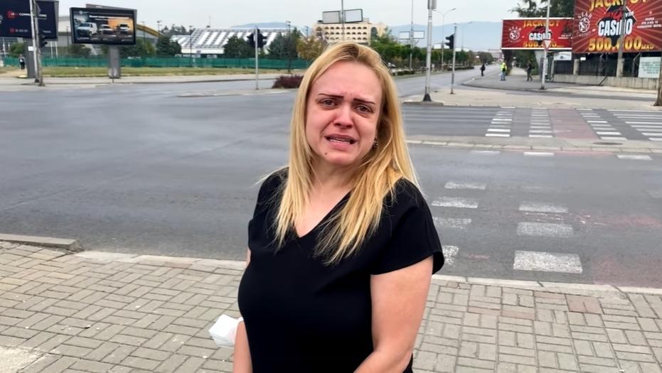 Сообраќаен хаос во Скопје поради пречекот на косовската делегација: Скопјанка неможела да стигне на погребот на својот татко (ВИДЕО)