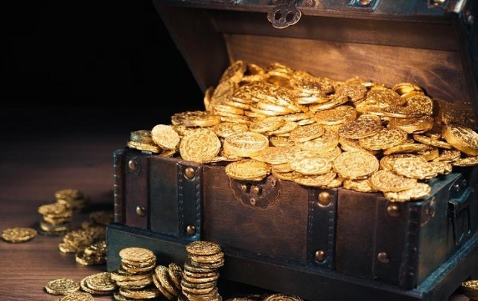 Златно богатство од средниот век откриено во Данска