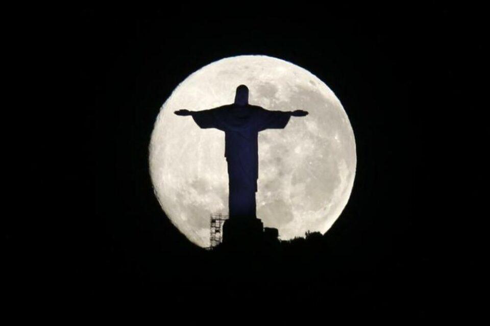 Статуата на Христос Спасителот ја слави својата 90 -годишнина