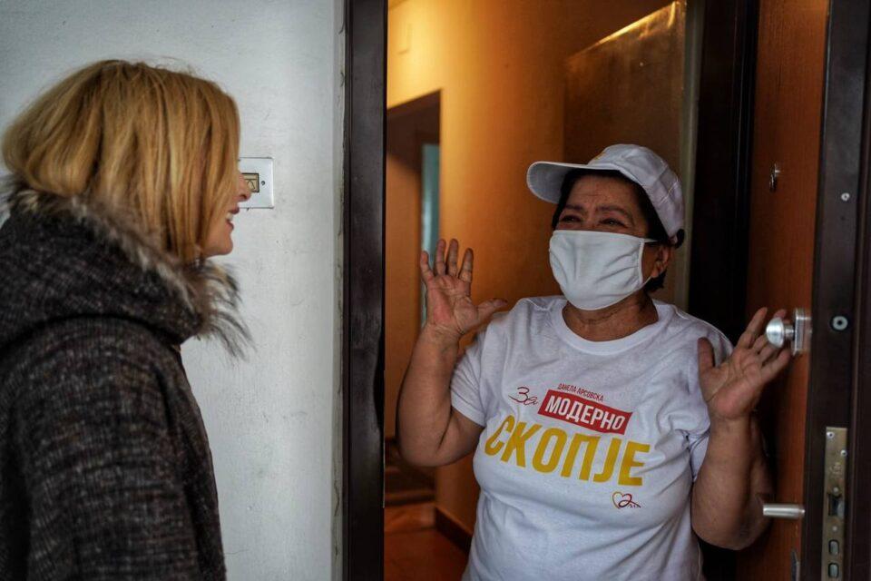 Арсовска од населба Даме Груев: Ќе субвенционираме вистинска енергетска транзиција, ќе го олесниме движењето кон центарот на градот