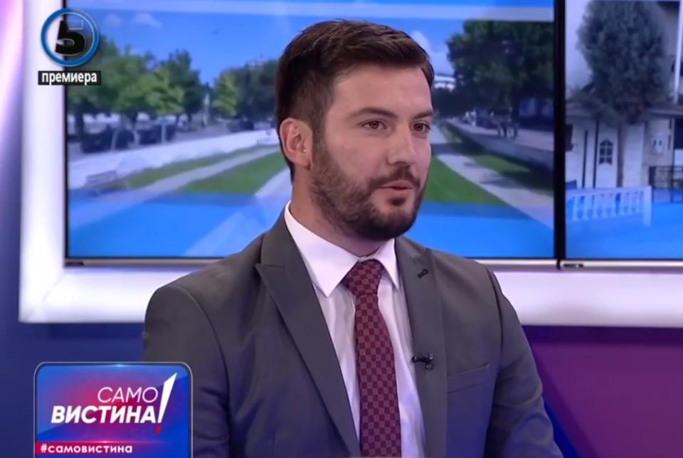 Јорданов до Николов: Наместо да смените водоводна мрежа во Штип, вие купивте метларка од 90 илјади евра и цвеќиња за 3 и пол милиони денари