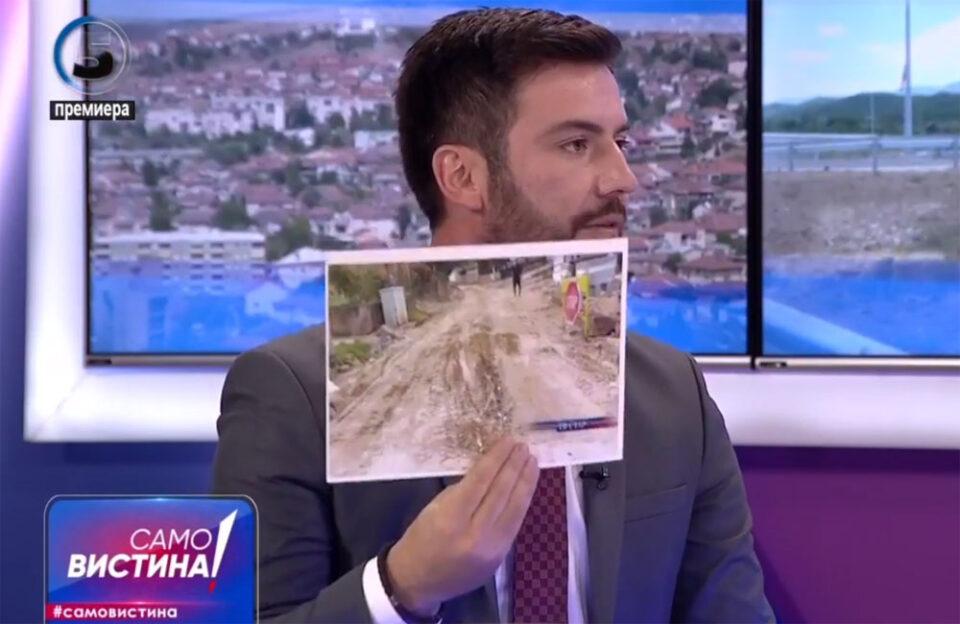 Јорданов: Пред избори ги раскопаа улиците демек нешто работат, а имаа 4 години за тоа, ние ќе изградиме обиколница, неколку катни гаражи и достапен јавен превоз во Штип