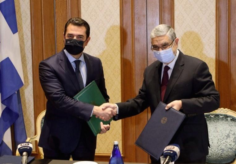 Египет и Грција се договорија: Потпишаа Меморандум за електрично поврзување
