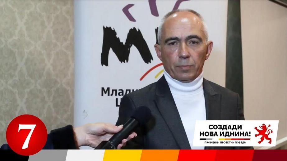 Коњановски: Равенката е многу едноставна, СДСМ помножено со Кондовски е еднакво на нула реализација на проектите за Битола