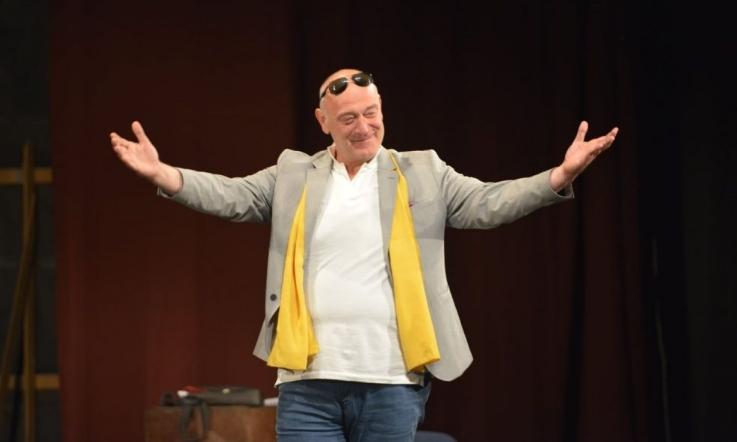 Горан Стојаноски награден за најдобра епизодна улога на фестивалот на театарот во Прилеп