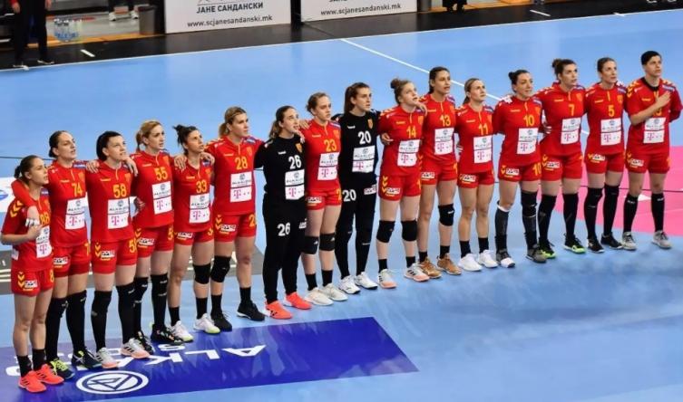 Женската ракометна репрезентација поразена од Црна Гора