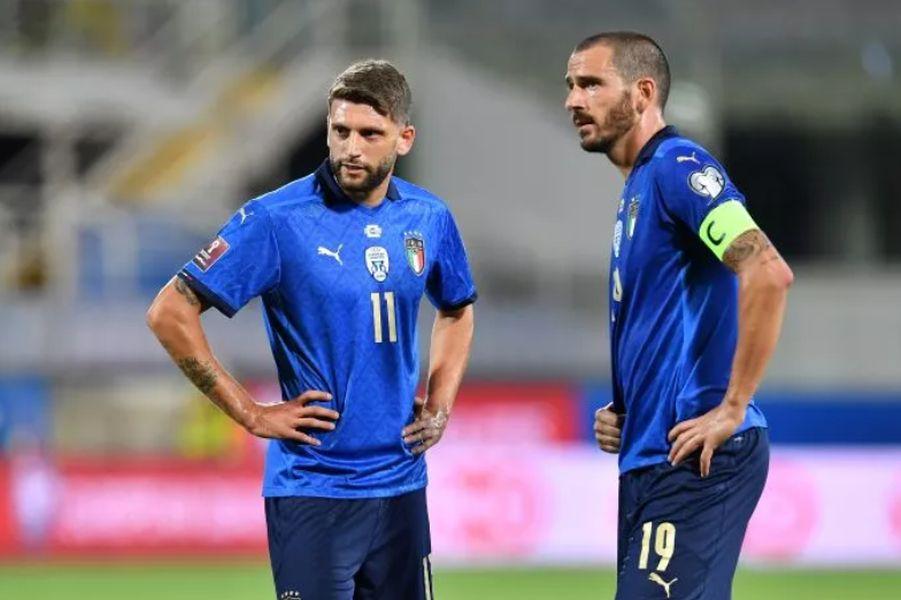 Бонучи со реакција откако ја остави Италија на цедило на дербито со Шпанија